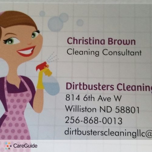 Housekeeper Provider Christina Brown's Profile Picture