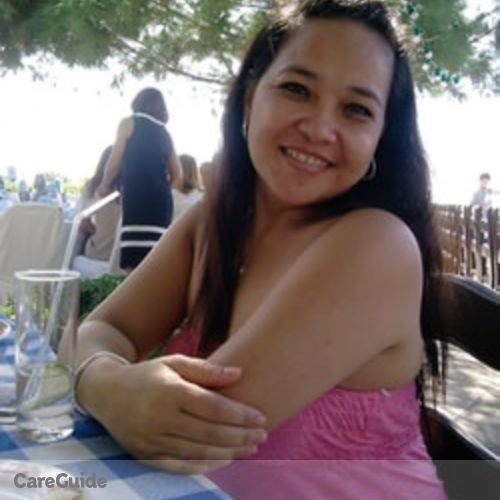 Canadian Nanny Provider Celeste Ababao's Profile Picture