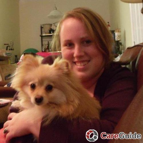 Pet Care Provider Ashley Treadway's Profile Picture