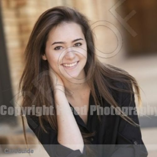 Canadian Nanny Provider Anaelle Legrain's Profile Picture
