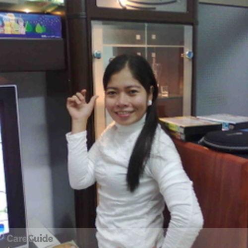 Canadian Nanny Provider Tresita Buhay's Profile Picture