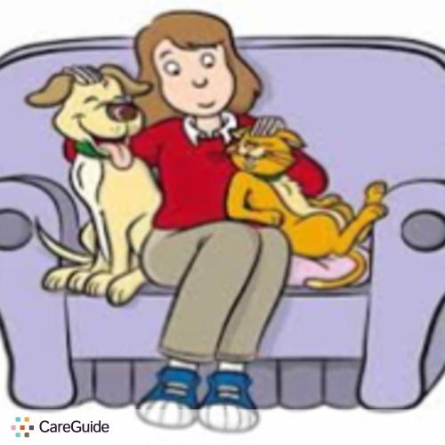 Pet Care Provider Alexis Johnson's Profile Picture