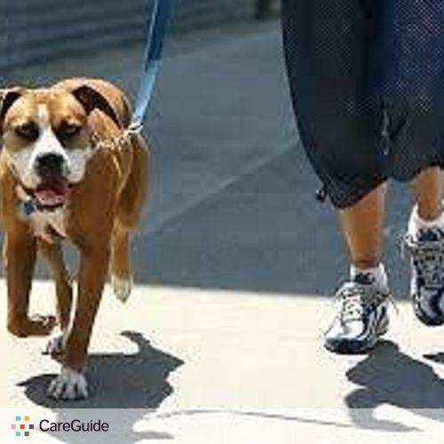 Pet Care Provider Nia Adams's Profile Picture