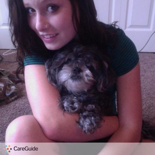 Pet Care Provider Kayla Jones's Profile Picture
