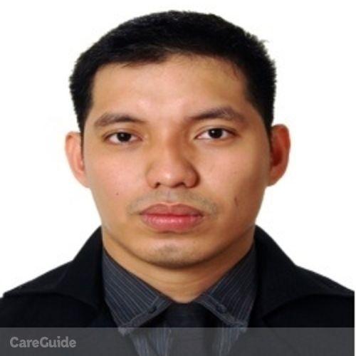Canadian Nanny Provider Daniel C's Profile Picture