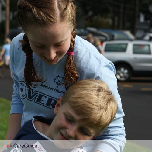 Child Care Provider Hannah E's Profile Picture