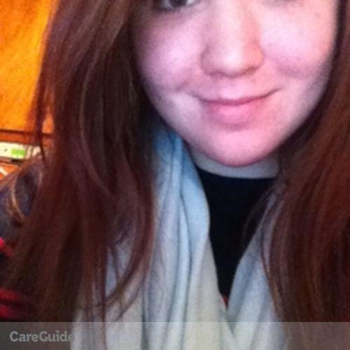 Canadian Nanny Provider Jennifer Eccles's Profile Picture