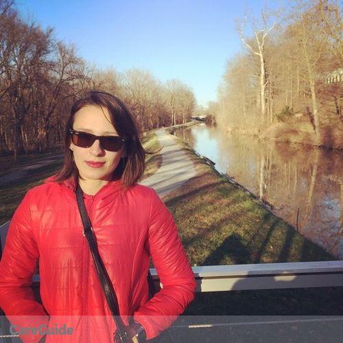 Canadian Nanny Provider Joana Martins's Profile Picture
