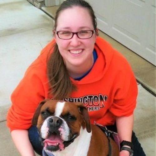 Pet Care Provider Andrea H's Profile Picture