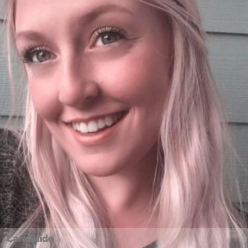 Canadian Nanny Provider Kaitlin Livingston's Profile Picture