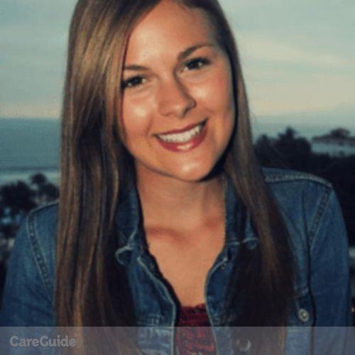 Canadian Nanny Provider Megan Davies's Profile Picture