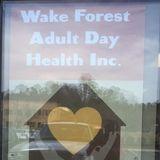 Senior Day Care/Health Services