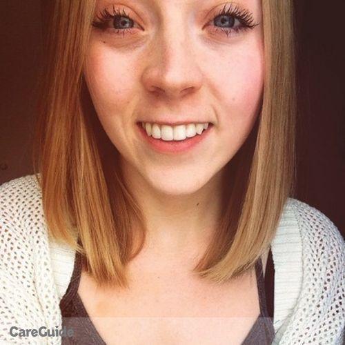 Canadian Nanny Provider Madison H's Profile Picture