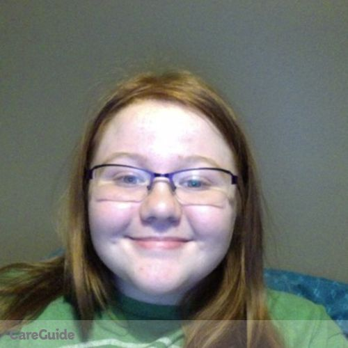 Canadian Nanny Provider Bailey Carroll's Profile Picture