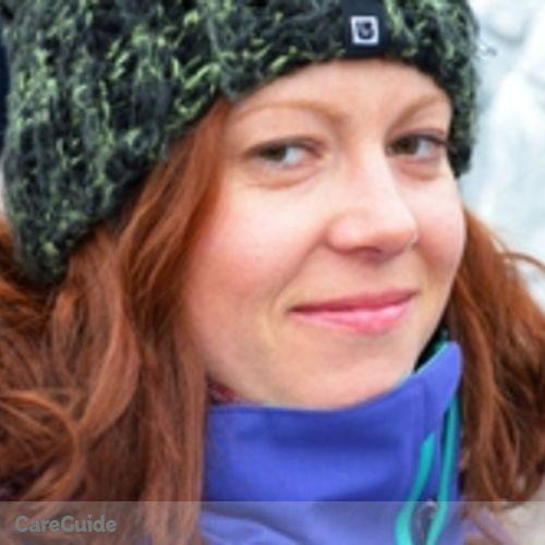 Canadian Nanny Provider Jana C's Profile Picture