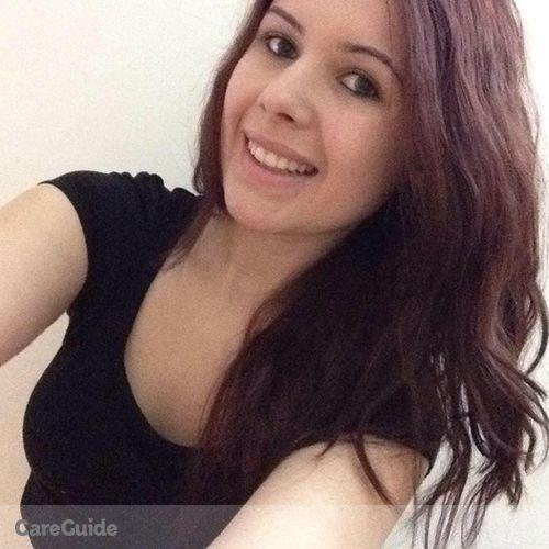 Canadian Nanny Provider Malisa Carreiro's Profile Picture