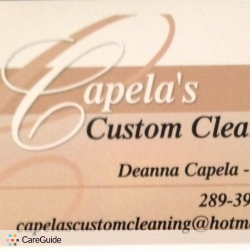 Housekeeper Provider Deanna Capela's Profile Picture