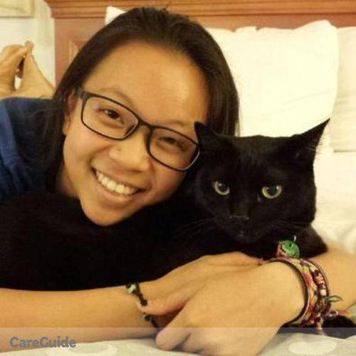 Pet Care Provider Carissa Chiu's Profile Picture
