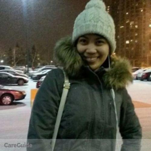 Canadian Nanny Provider Glenda Ramos's Profile Picture