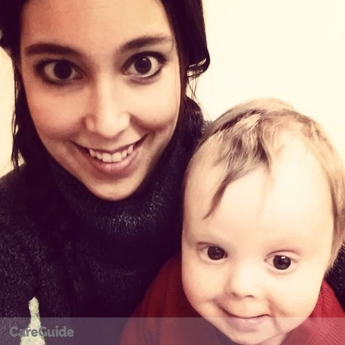 Canadian Nanny Provider Stephanie Bertrand's Profile Picture