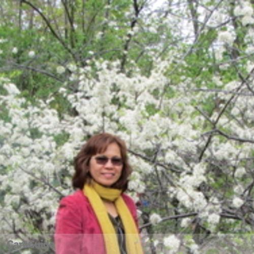 Canadian Nanny Provider Victoria Adornado's Profile Picture