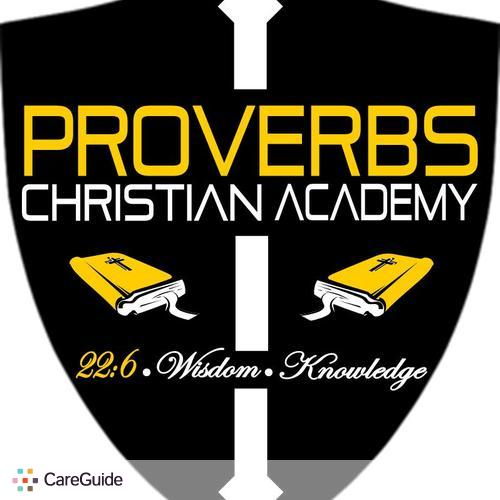 Child Care Provider Proverbs Christian Academy's Profile Picture