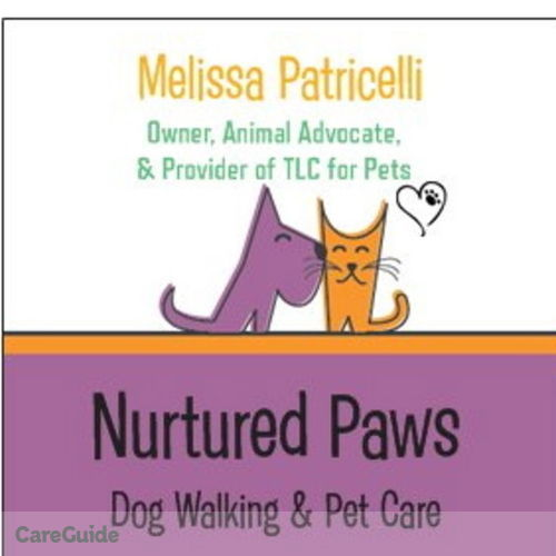 Pet Care Provider Melissa Patricelli's Profile Picture