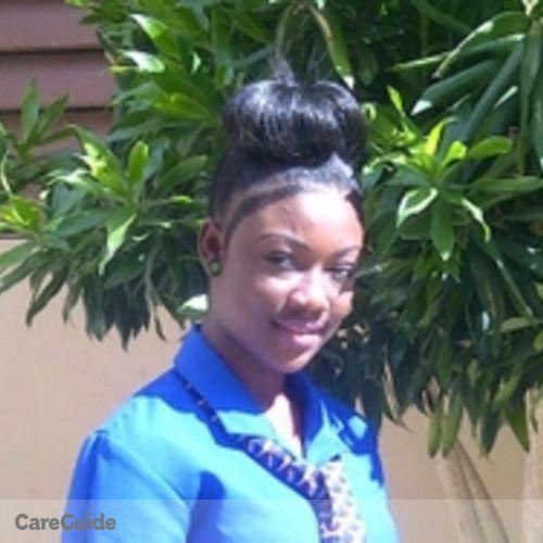 Canadian Nanny Provider Sobrena M's Profile Picture