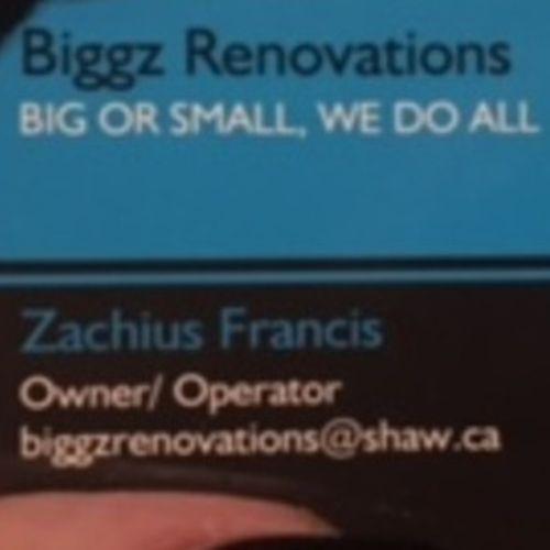 Handyman Provider Zach Francis's Profile Picture