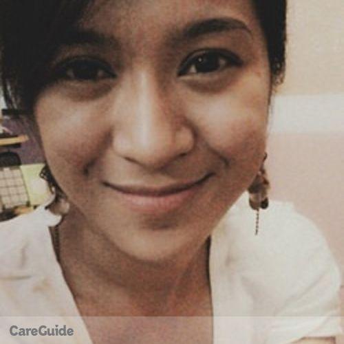 Canadian Nanny Provider Valerie Kayzi Dela Paz's Profile Picture