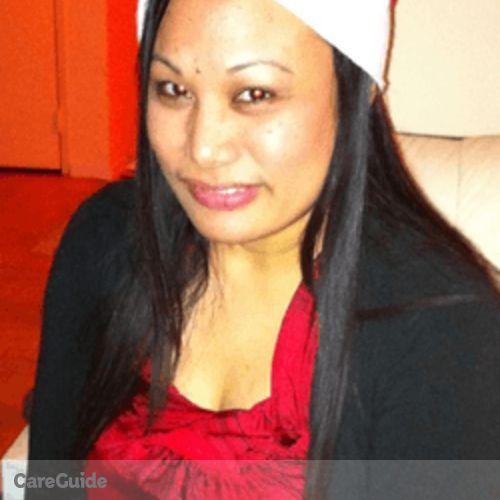 Canadian Nanny Provider Maricar C's Profile Picture