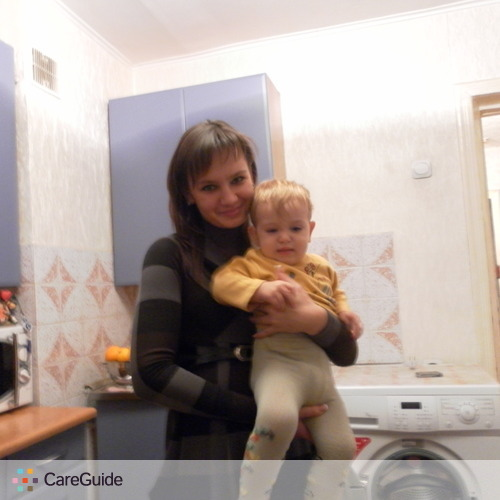 Child Care Provider Olga Proseanaia's Profile Picture