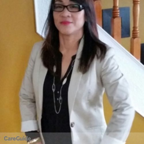Canadian Nanny Provider Rowena M's Profile Picture
