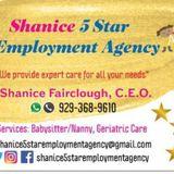 Shanice Five star work Agency (G.E.O)