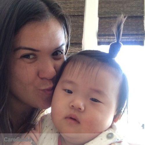 Canadian Nanny Provider Aline Seixas's Profile Picture