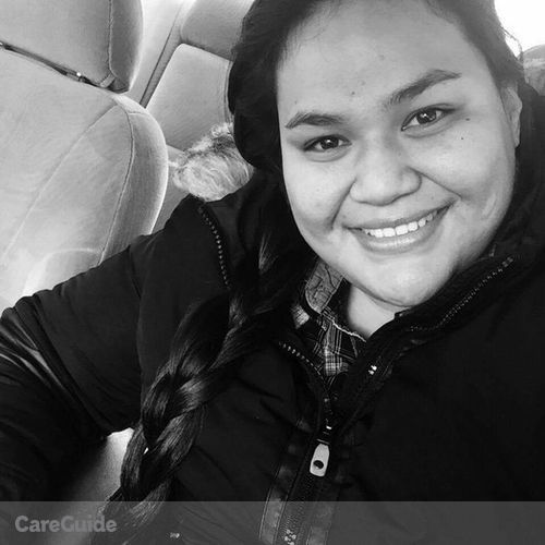 Canadian Nanny Provider Joyce Avaemai's Profile Picture