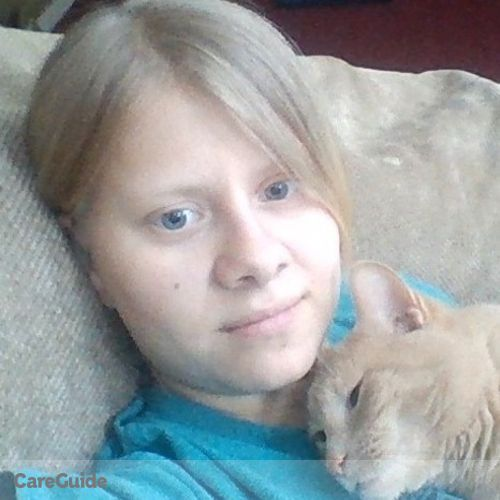 Pet Care Provider Stephanie Czvitkovits's Profile Picture