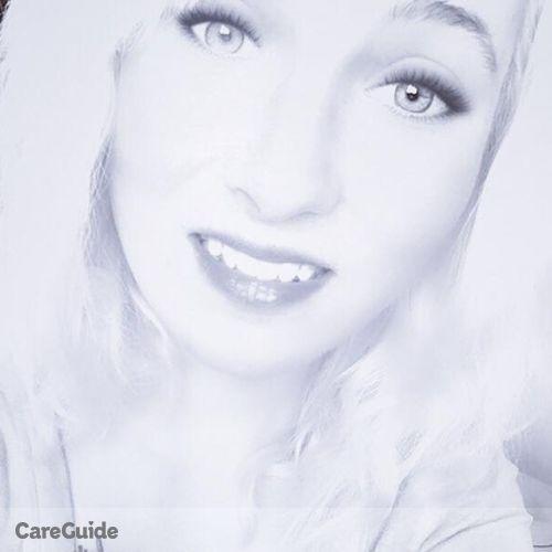 Canadian Nanny Provider Chelsea G's Profile Picture