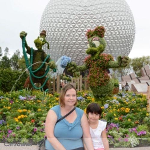 Canadian Nanny Provider Victoria Valencia's Profile Picture