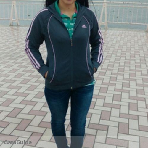 Canadian Nanny Provider Miramar M's Profile Picture