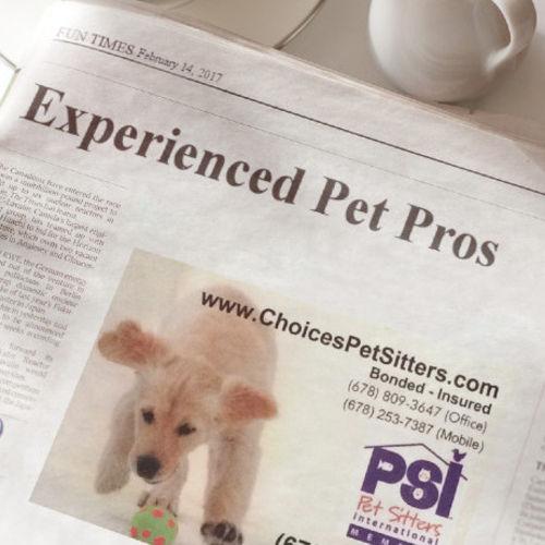 Pet Care Provider Linda R Gallery Image 2