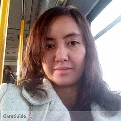 Canadian Nanny Provider Aurora Surell's Profile Picture