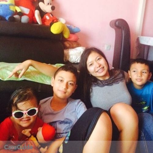 Canadian Nanny Provider April Jaynne Mae Barcelon's Profile Picture