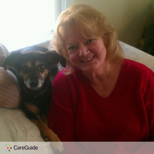 Pet Care Provider Susan Maltony's Profile Picture