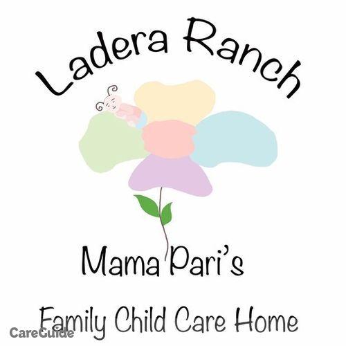 Child Care Provider Parivash M's Profile Picture