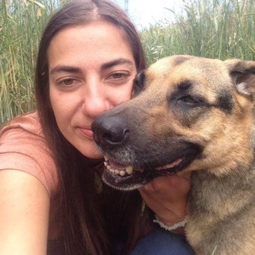 Pet Care Provider Lucie Ruzickova's Profile Picture