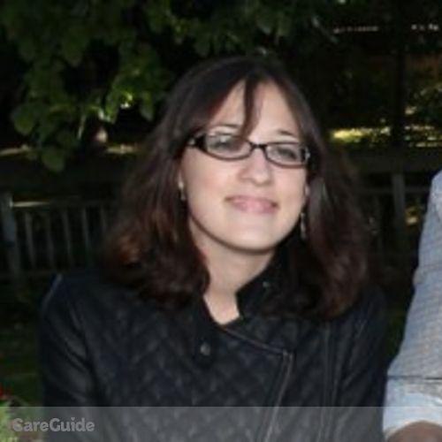 Canadian Nanny Provider Jessica Waldstein's Profile Picture