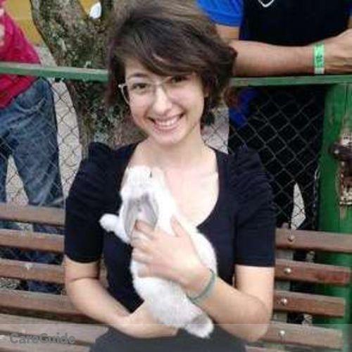 Canadian Nanny Provider Gabrielle Loureiro Garcia's Profile Picture