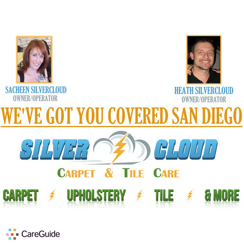 Housekeeper Provider Silver Cloud Carpet & Tile Care's Profile Picture
