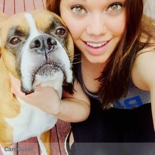 Pet Care Provider Angel B's Profile Picture